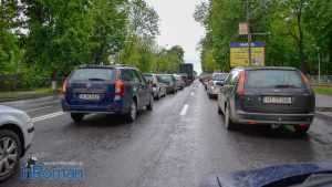 spectacol Andra Carrefour drumuri blocate 0652