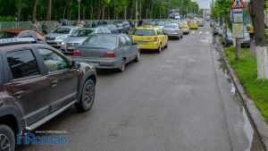 spectacol Andra Carrefour drumuri blocate 0653