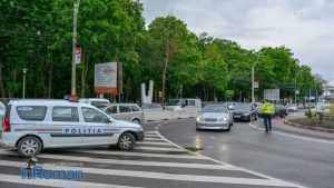 spectacol Andra Carrefour drumuri blocate 0654