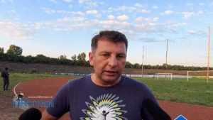 Lucian Micu dupa alergare