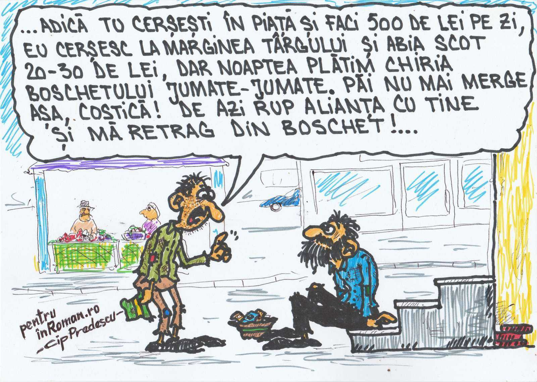 caricatura Alianta