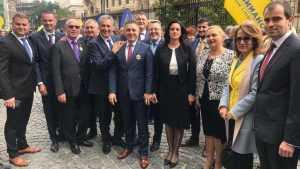 Klaus Iohannis: ȘTIU ce trebuie făcut și împreună cu un guvern pro european, în jurul PNL-ului, vom face această muncă pentru români! (P)