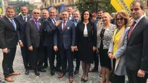 depunere candidatura Iohannis PNL2