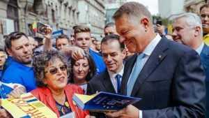 depunere candidatura Iohannis PNL3