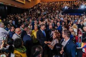 Klaus Iohannis a făcut tot ceea ce putea să facă un președinte pentru a opri atacurile PSD (P)