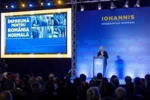 """Iohannis: """"PSD bagă în disperare pensionarii cu o minciună gogonată"""" (P) 1"""