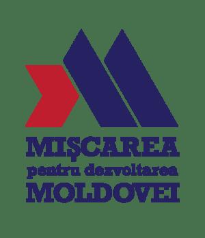 Logo Miscarea pentru Dezvoltarea Moldovei