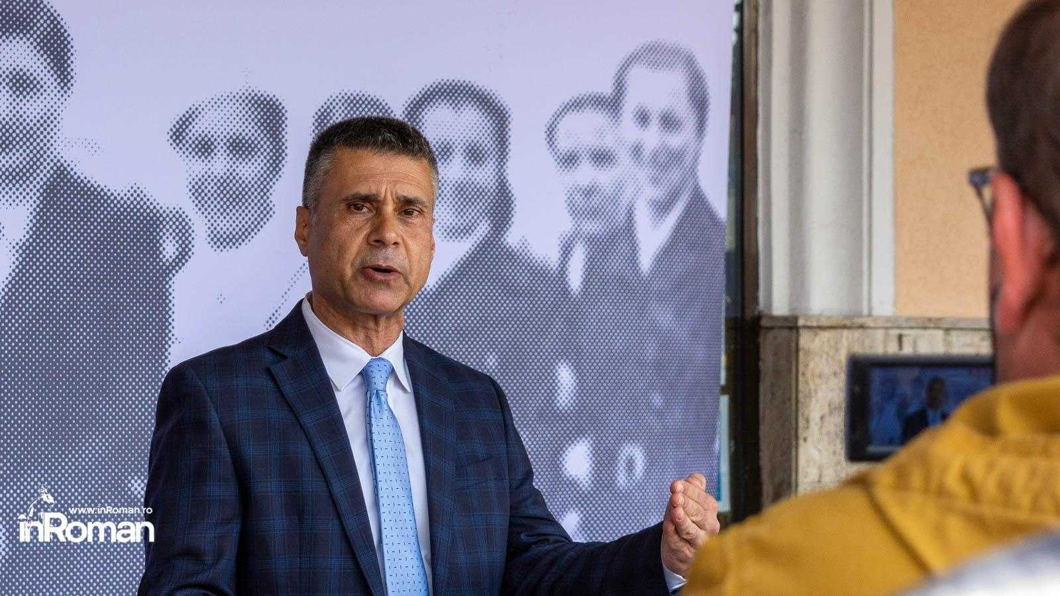 Ambasadorul statului Israel în România, David Saranga