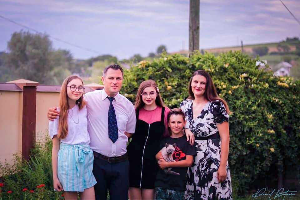 familia Burghelea