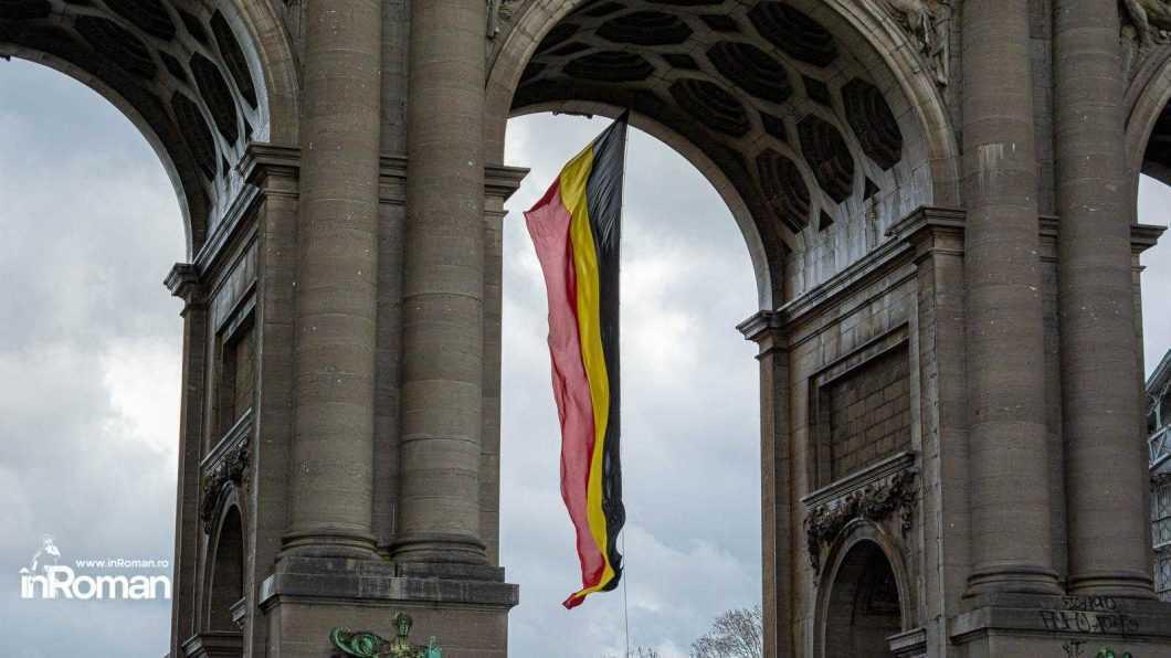 drapel Belgia