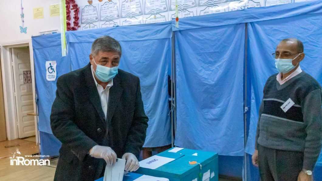 Dan Manoliu alegeri parlamentare vot 9235