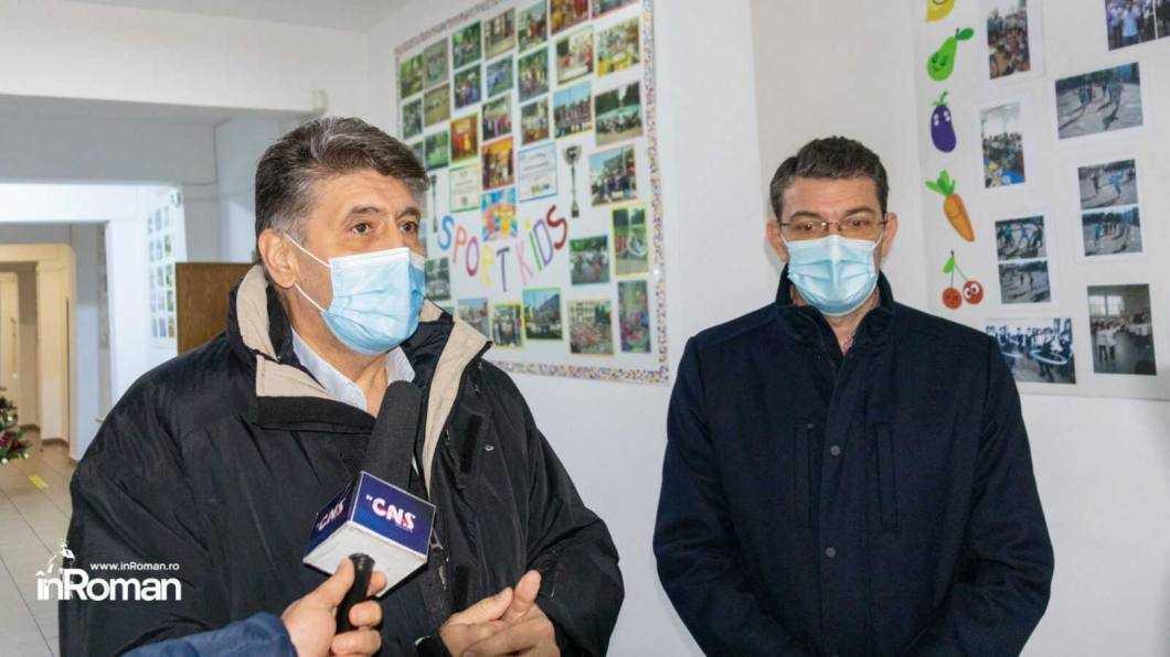 Laurentiu Leoreanu Leonard Achiriloaei alegeri parlamentare vot