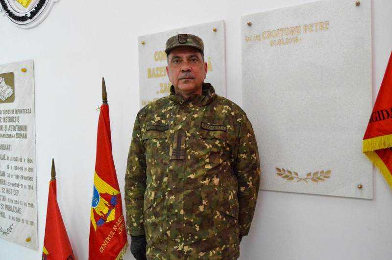 Comandant nou la Baza 3 Logistica Zargidava 9